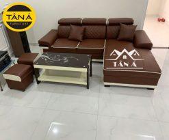 Sofa Da Hàn Quốc N31 cao cấp góc L