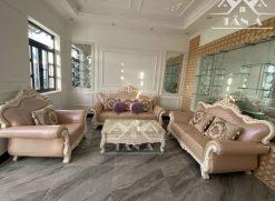 Sofa tân cổ điển đẹp nhập khẩu đài loan
