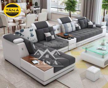 Sofa Vải Góc L Cao Cấp T30